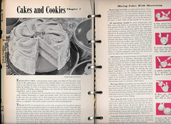 Better Homes and Gardens Cook Book, 1947