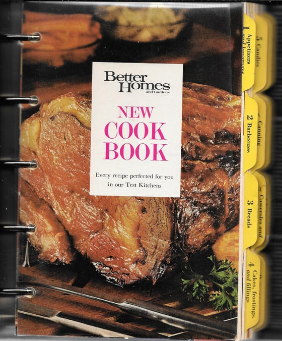 Better homes gardens new cook book 1968 nearly mint - Better homes and gardens cookbook 1968 ...