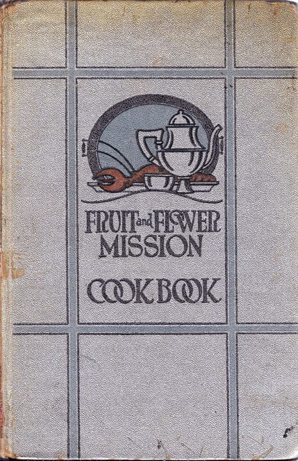 Asparagus Recipes from Fruit and Flower Mission Cook Book, 1930