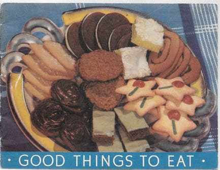 Good Things to Eat, 1938, Arm & Hammer, All Cookie Recipes