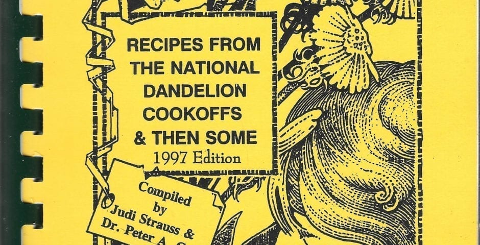 Great Dandelion Cookbook