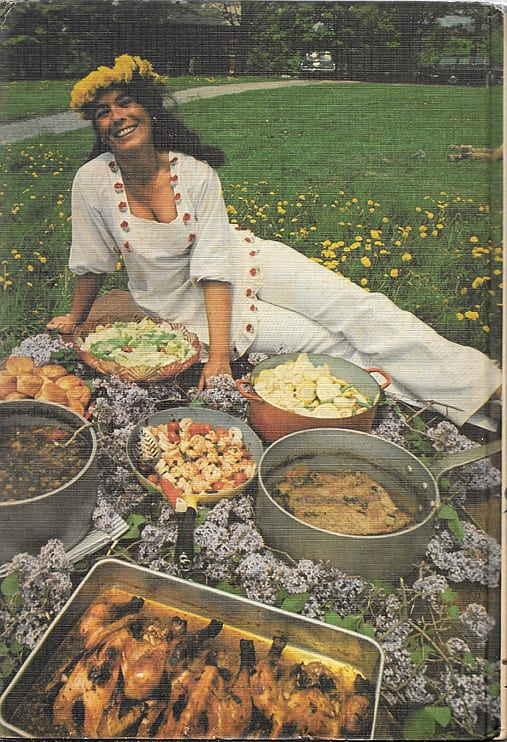 Alice's Restaurant Cookbook, 1969, Complete with Arlo Guthrie's Record