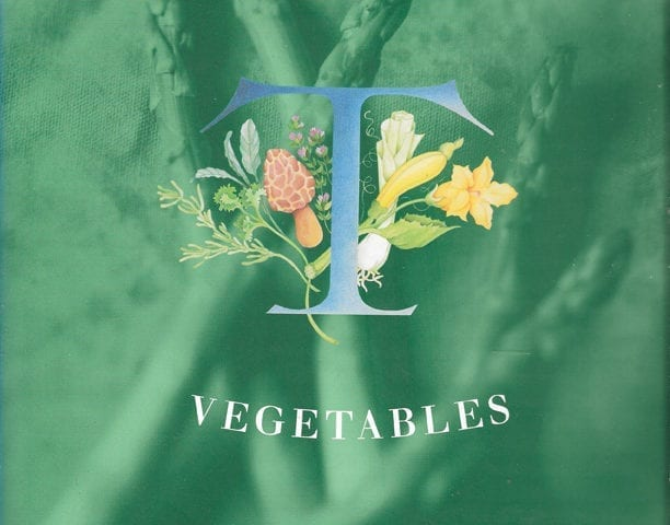Charlie Trotter's Vegetables, Chicago, 1996