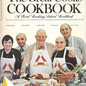 Great Cooks Cookbook, 1974