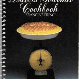 Dieter's Gourmet Cookbook, Francine Prince, 1979, 1981 2