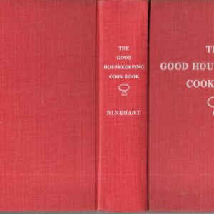 vintage Good Housekeeping,cookbooks