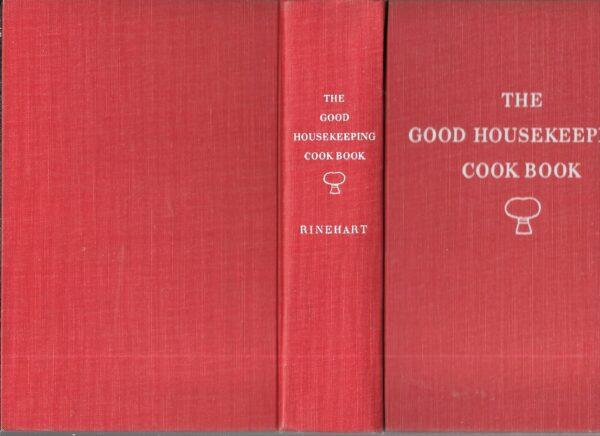 vintage Good Housekeeping,cookbooks