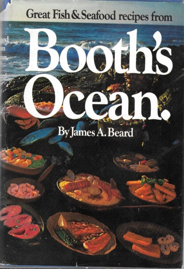 Great Fish & Seafood Recipes from Booth's Ocean