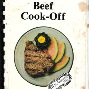 Wisconsin Beef Cook-Off Cookbook