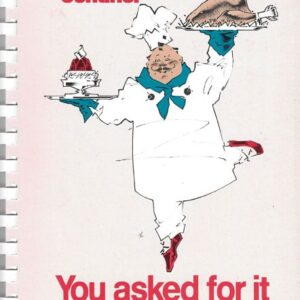You Asked for It Recipe Book, Milwaukee Sentinel, 1988
