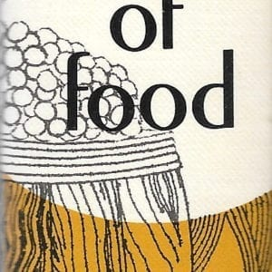All Manner of Food, Michael Field, 1970, First Edition, First Printing