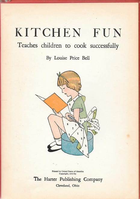 Kitchen Fun, Louise Price Bell, 1932