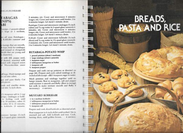 Betty Crocker's Cookbook, 1985