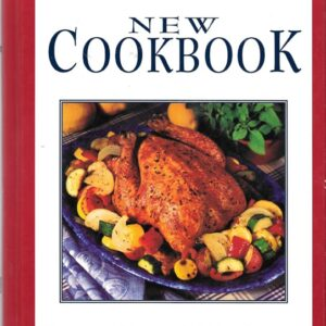 Betty Crocker's New Cookbook, 1996, As-If-New Condition