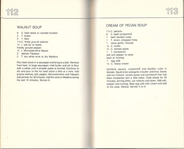 Gallery Buffet Soup Cookbook