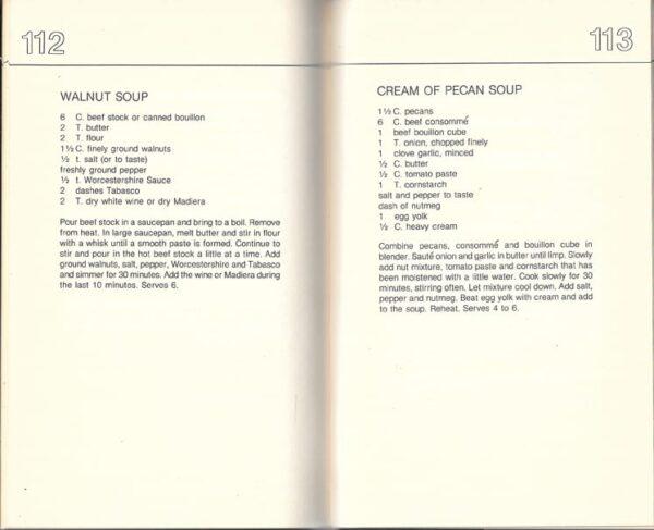 Gallery Buffet Soup Cookbook