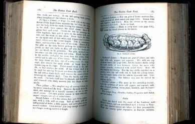 historic American cookbook