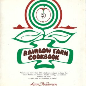 Rainbow Farm Cookbook, 1973, Lynn Andersen
