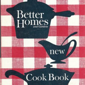 Vintage General or Comprehensive Cookbooks
