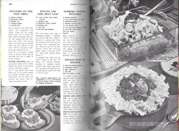 Culinary Arts Institute Encyclopedic Cookbook, 1974