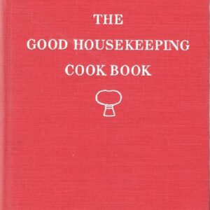 Good Housekeeping Cook Book, 1949, As-If-New Condition