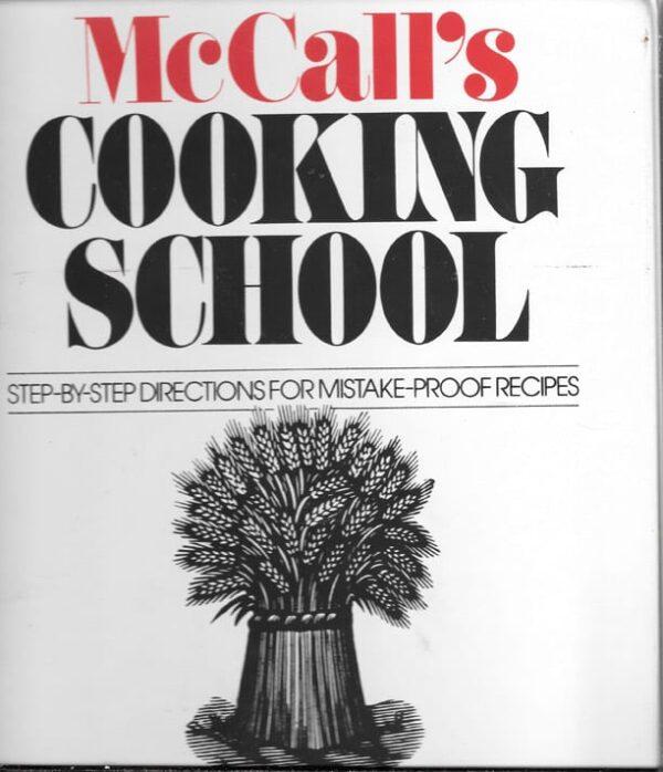 McCall's Cooking School, 1985