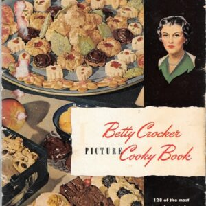 Betty Crocker Picture Cooky Book, 1948