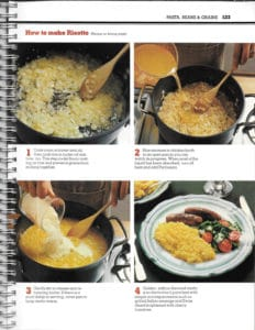 How to Make Risotto from Sunset Easy Basics for Good Cooking, 1982
