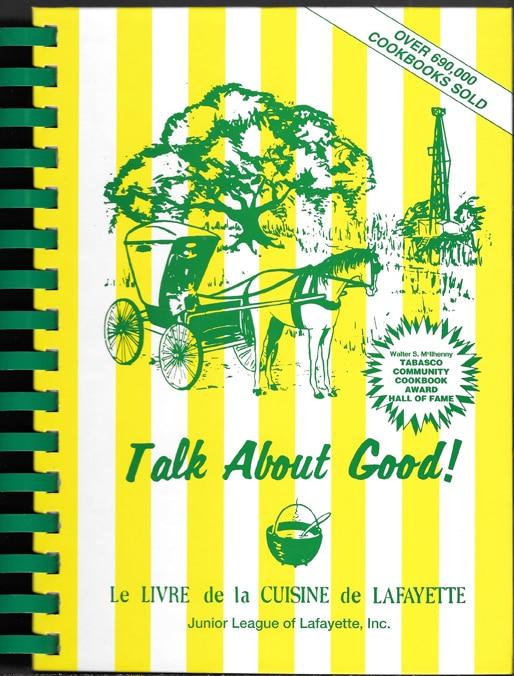 Talk About Good! Le Livre de la Cuisine de Lafayette, 1969