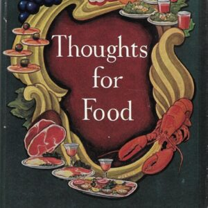 Thoughts for Food, 193, 1946