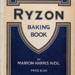Ryzon Baking Book, Marion Harris Neil, 1916