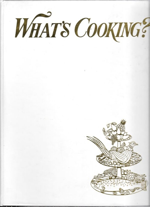 What's Cooking: First 14 Issues of 1982 Magazine in Mint Condition Binder
