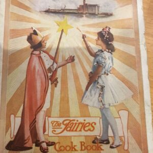 Fairies Cook Book, Fisher Flouring Mills Company, Seattle