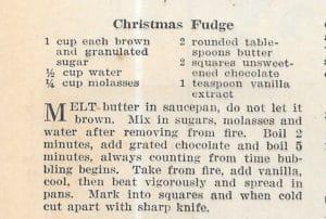 antique recipes
