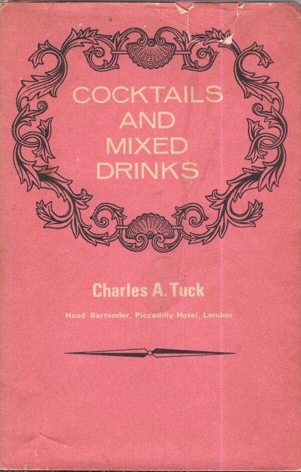 vintage cocktail books,bartender's