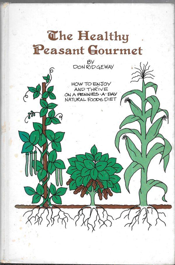 vintage vegetarian,cookbook