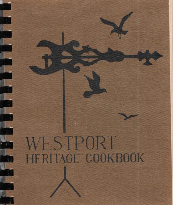 vintage church cookbooks