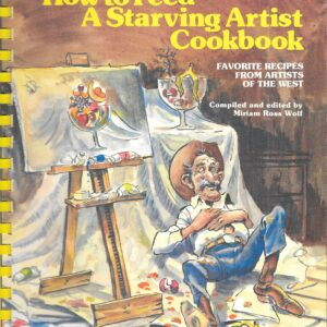 vintage artists cookbooks