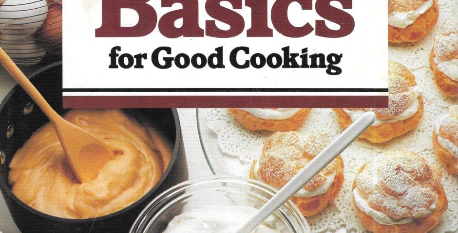 vintage Sunset Cookbooks