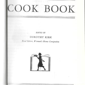 vintage comprehensive cookbooks