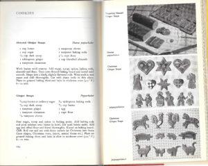 vintage ginger snap recipes