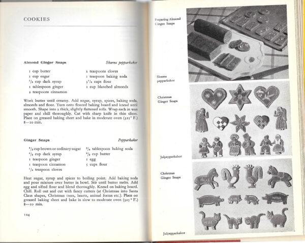 vintage smorgasbord recipes