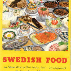 vintage smorgasbord recipes