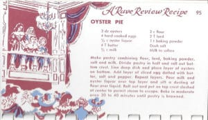 1950s casserole recipes