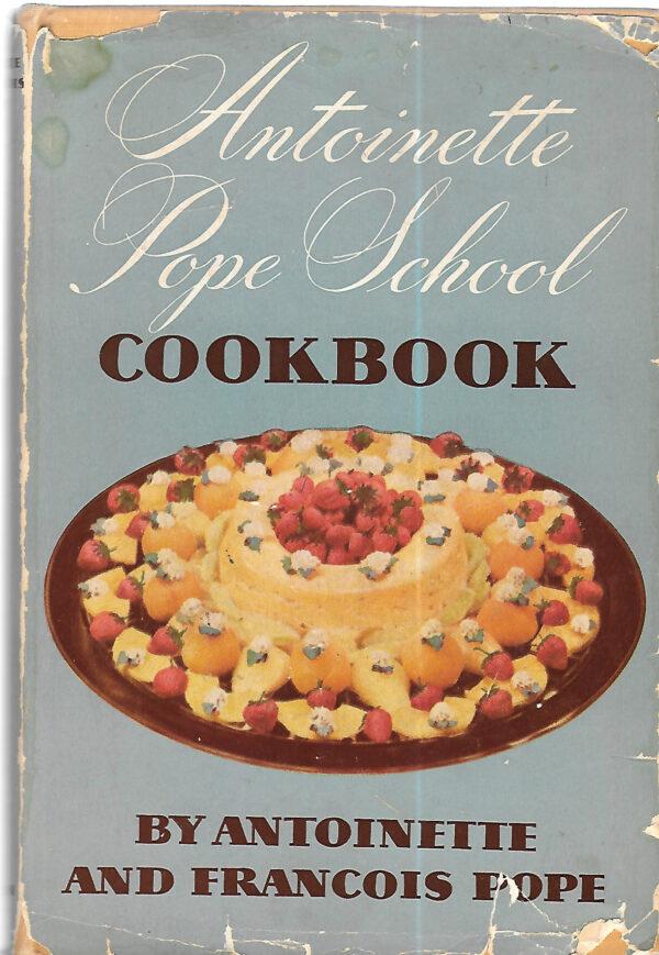 cooking school cookbook