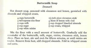 vintage soup recipes