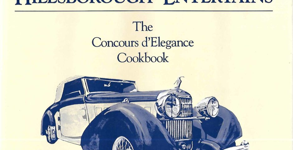 vintage recipes entertaining