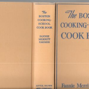 historic antique cookbooks