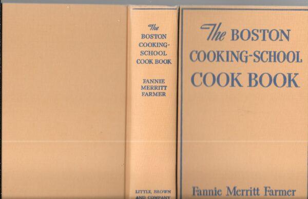 historic antique cookbooks