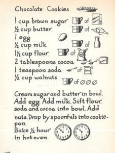 antique cookie recipes